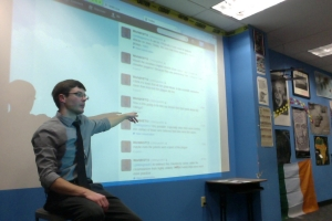 Class Twitter